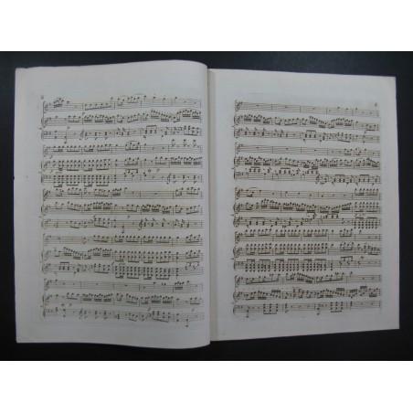Lyon s t the favorite spanish boleros piano flute ca1800 partition sheet music ebay - Jardin d hiver sheet music lyon ...