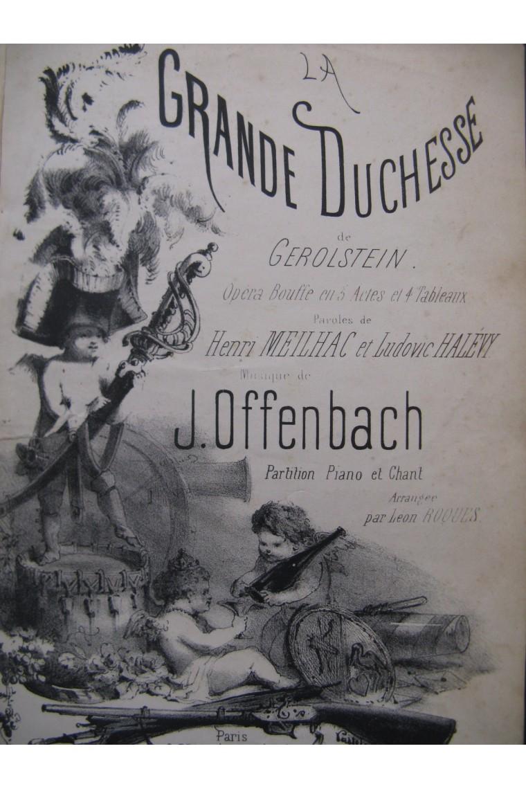 zwittersex grande opera offenbach